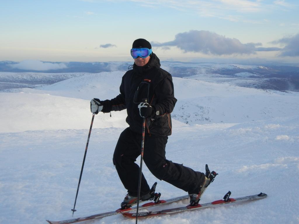 Cairngorm Ski Tour