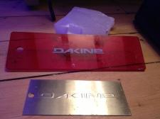 Plastic Scraper and Metal Scraper/Base Flatness checker