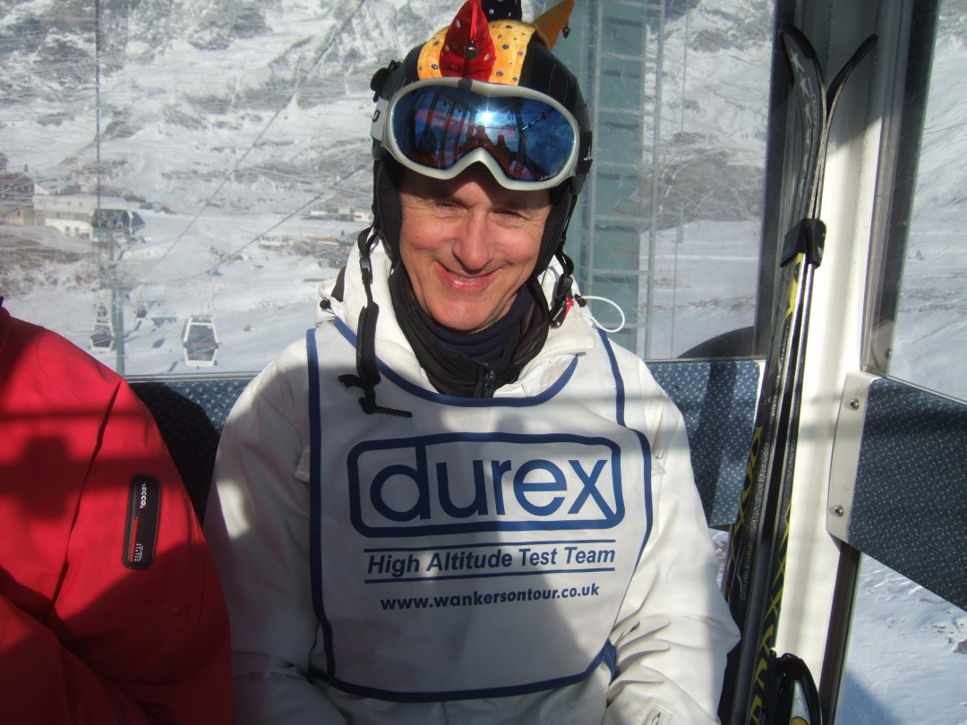 John.. A key member of teh High Altitude Test Team.