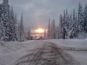 Silver Star Sunrise