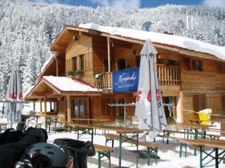 Good quality mountain restaurants