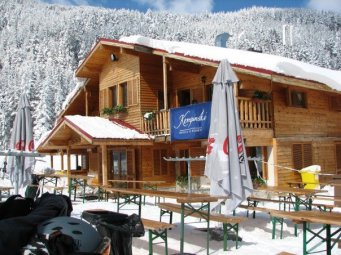 Good quality mountain restaurants