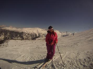 Wide slopes
