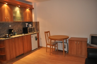 Lovely cosy kitchen area