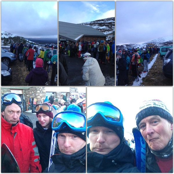 Cairngorm Queues