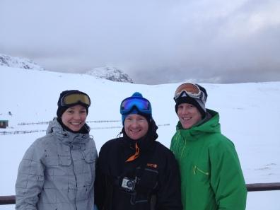 Tina, Me & Euan