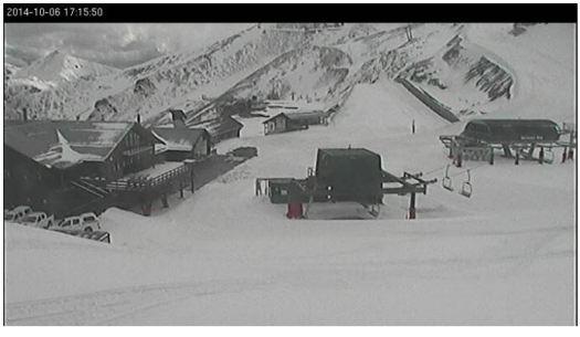 Mt Hutt (New Zealand) webcam image sourced from (http://nzski.com/mountain-webcams)